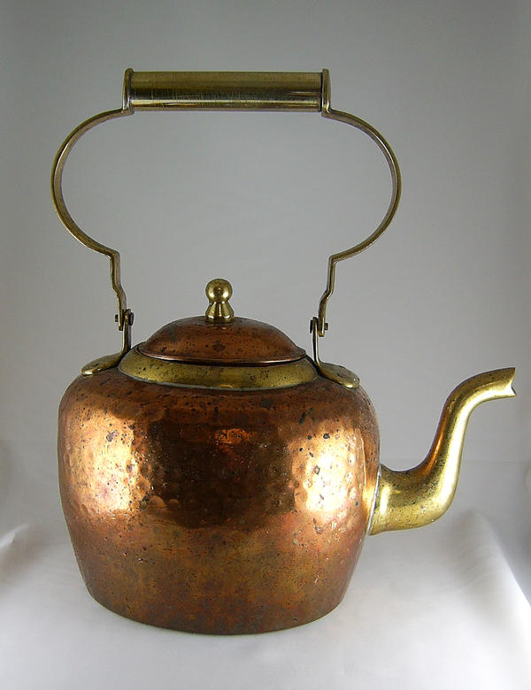 Copper Kettle Stock by chamberstock