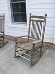 Rocking Chair Stock