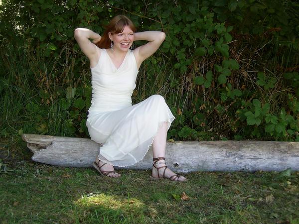 White Dress 2 by chamberstock