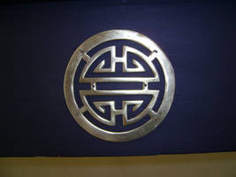 Chinese Medallion Stock