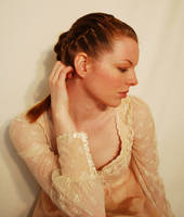 Lace Portrait Stock 4 by chamberstock
