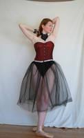 Gothic Ballerina Stock 17