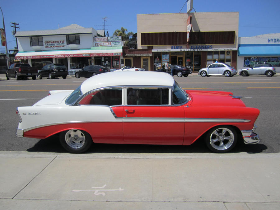 Classic Car stock 2 by chamberstock