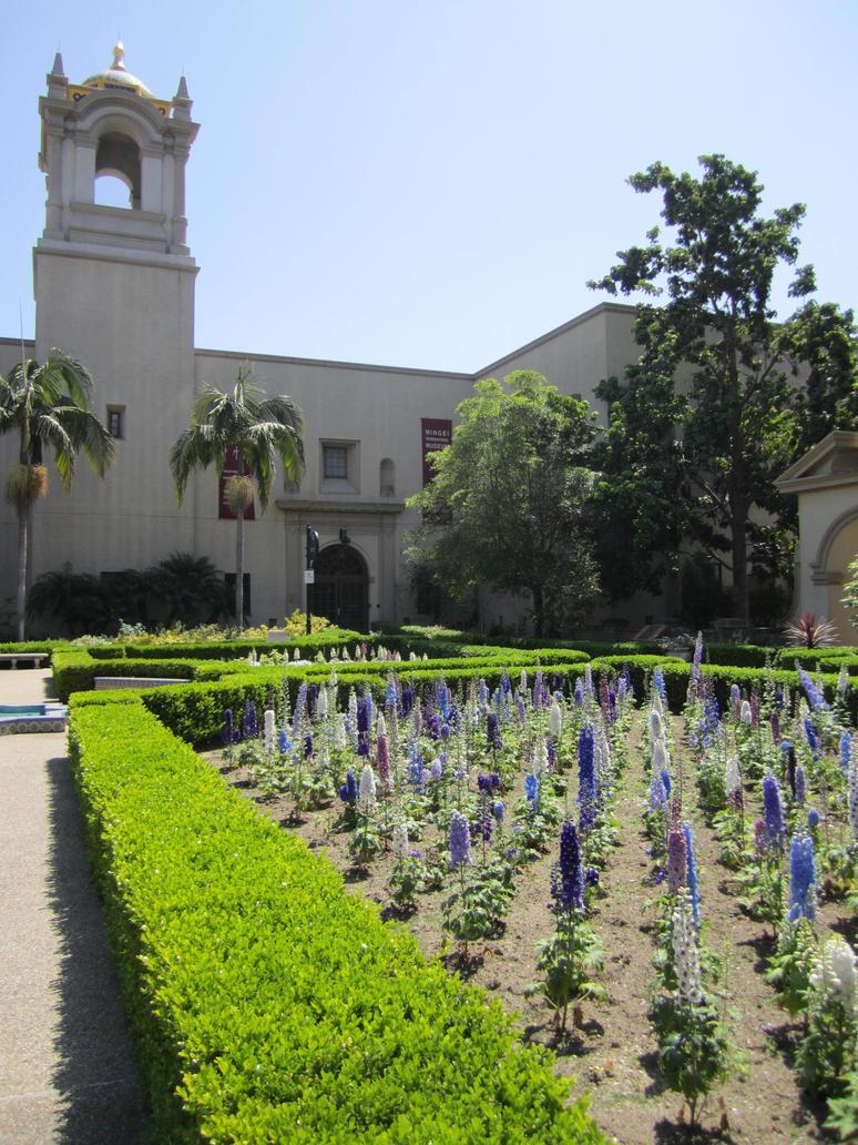 Balboa Garden 1 by chamberstock