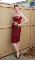 Red Dress Stock 11