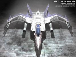 AU - TerraFed FA-77B Empyrean by trevmun