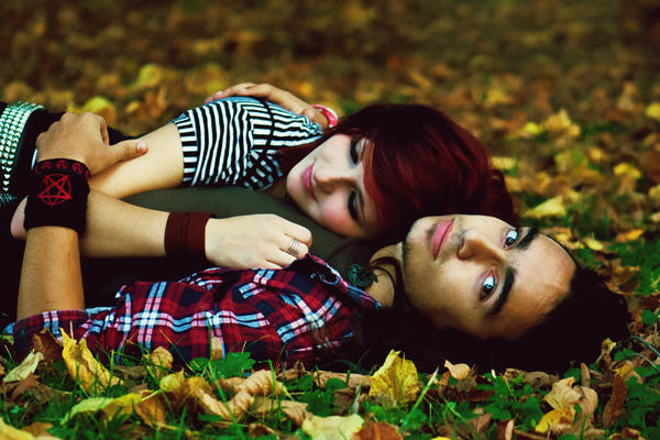 We fell in love with october by just4fun31 - A�k�n Avatarlar�