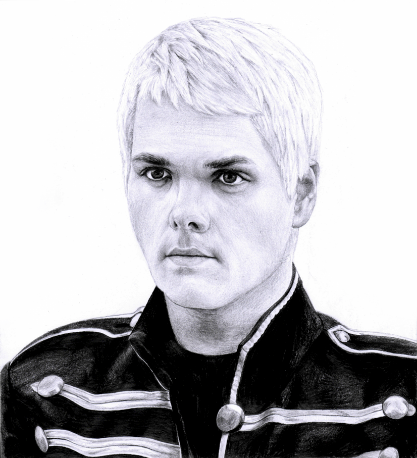 Gerard Way by Silvia97M