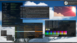 Arch Linux Awesome WM