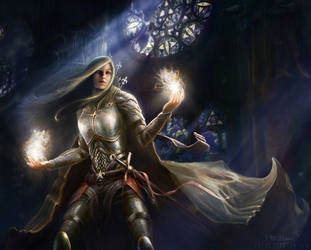 Champion Of Light by Cerebr4l