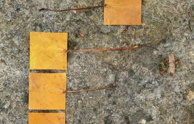 Geometric Autumn VII