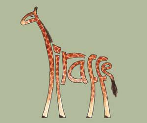 giraffe by myp55