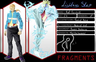 Fragments - Rob Marshall