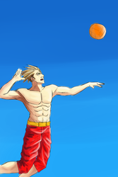Fragments - Beach Event : Volley Ball