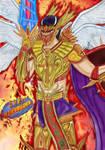 Holy Avenger Zeth - colored