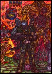 Flynn Tagarts DOOM by ZethHolyblade