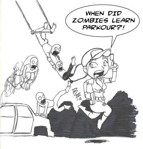 mackenzie in black ops 2 zombies pt 2 by ninjasmacks on