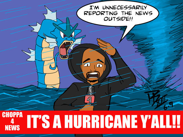 Hurricane Season by Ninjasmacks