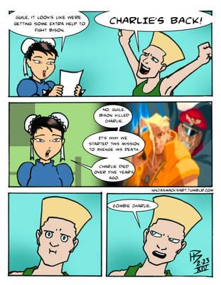 The Backup by Ninjasmacks