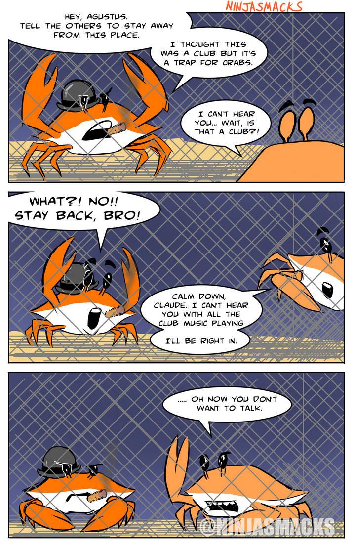 Maryland Crabs by Ninjasmacks