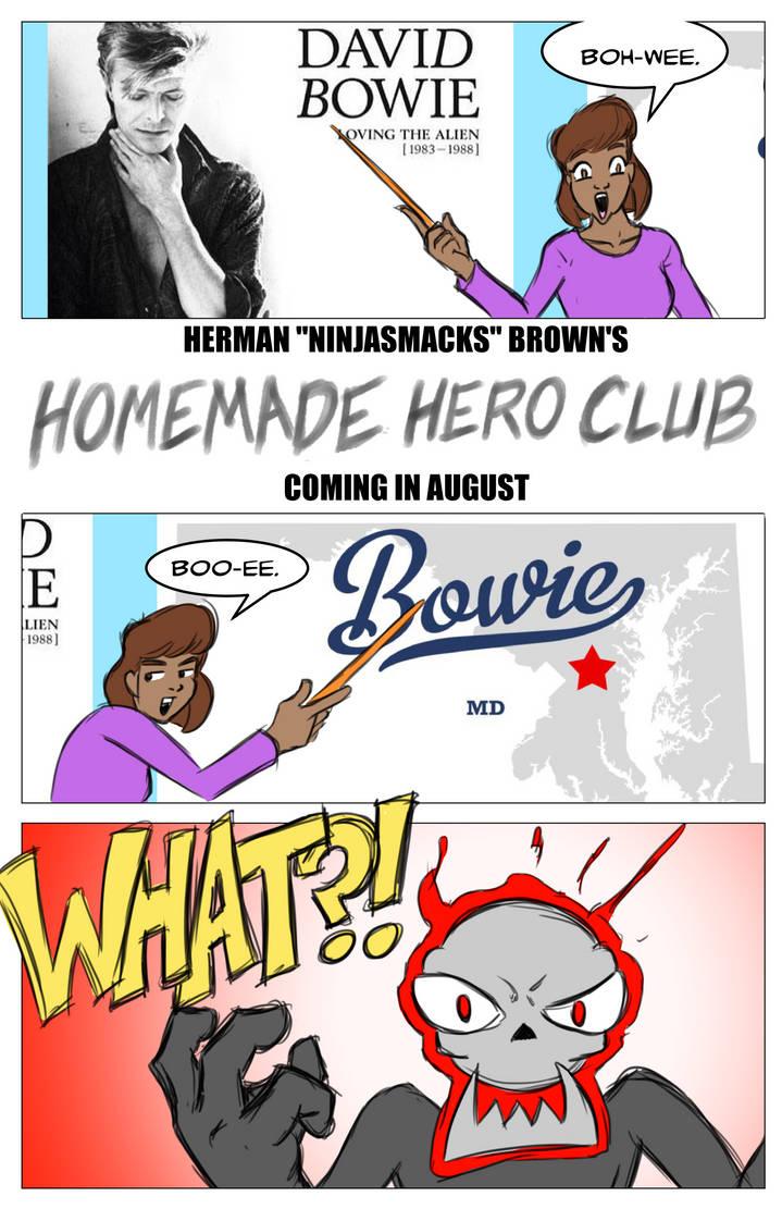 Homemade Hero Club starting Soon by Ninjasmacks