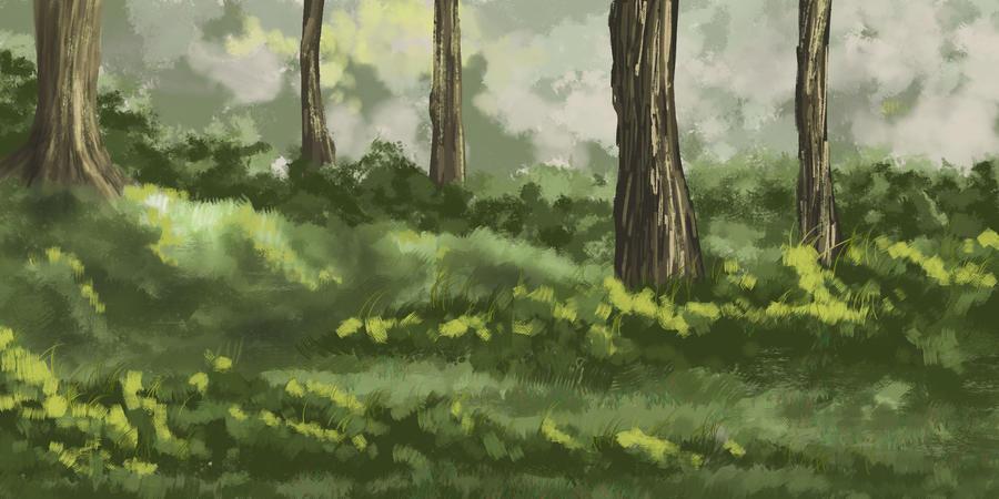 forest by Gokoz