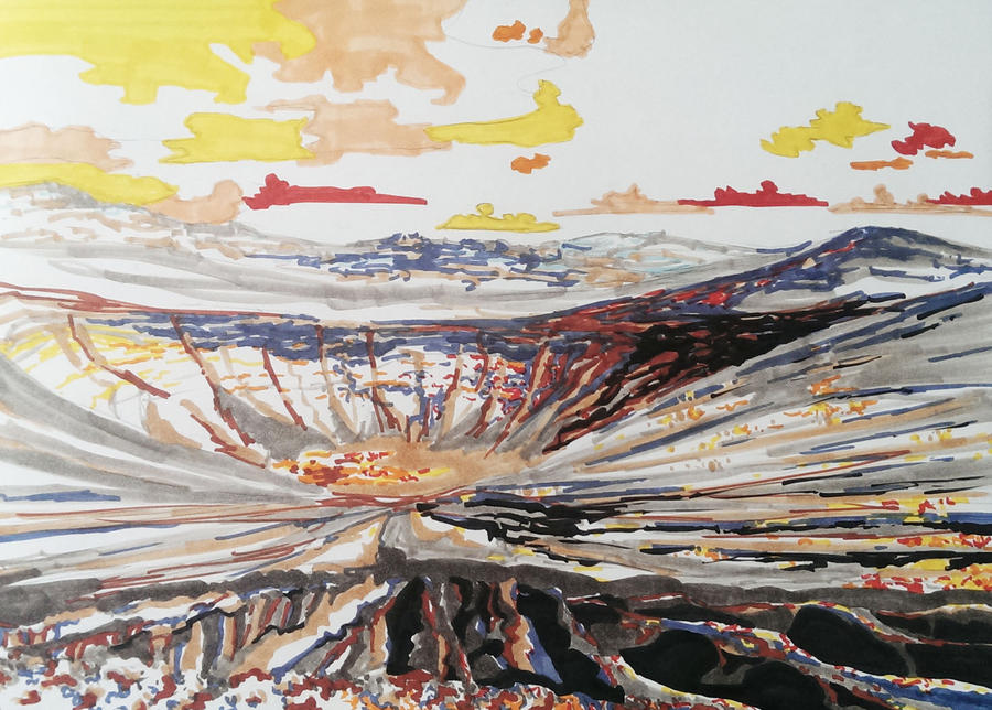 Death Valley by Gokoz