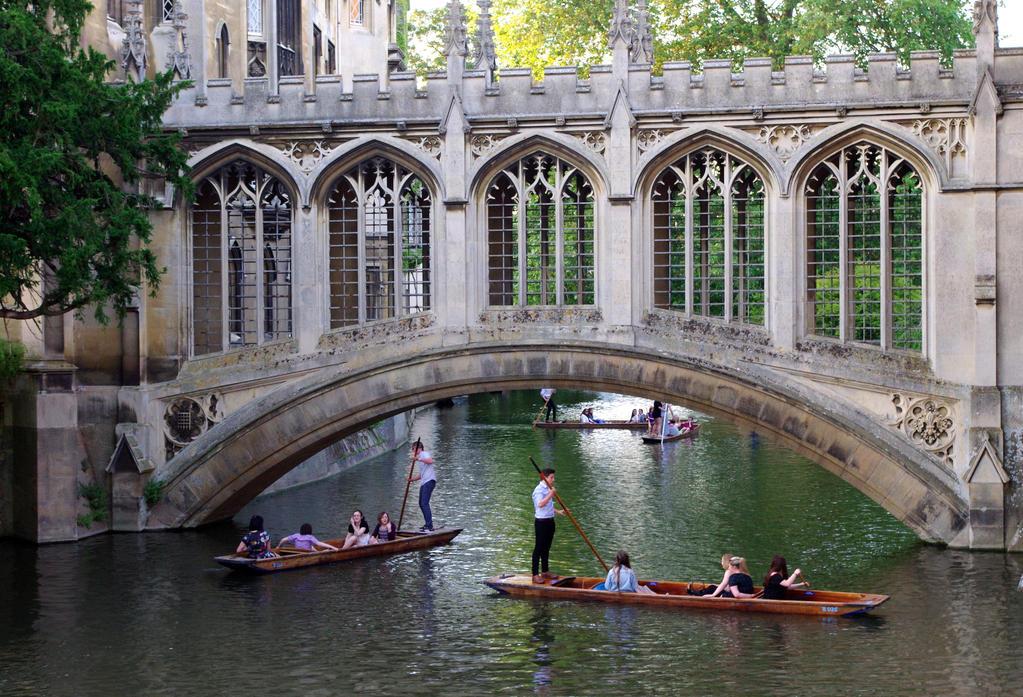 Cambridge Bridge of Sights by IncognitoDesman