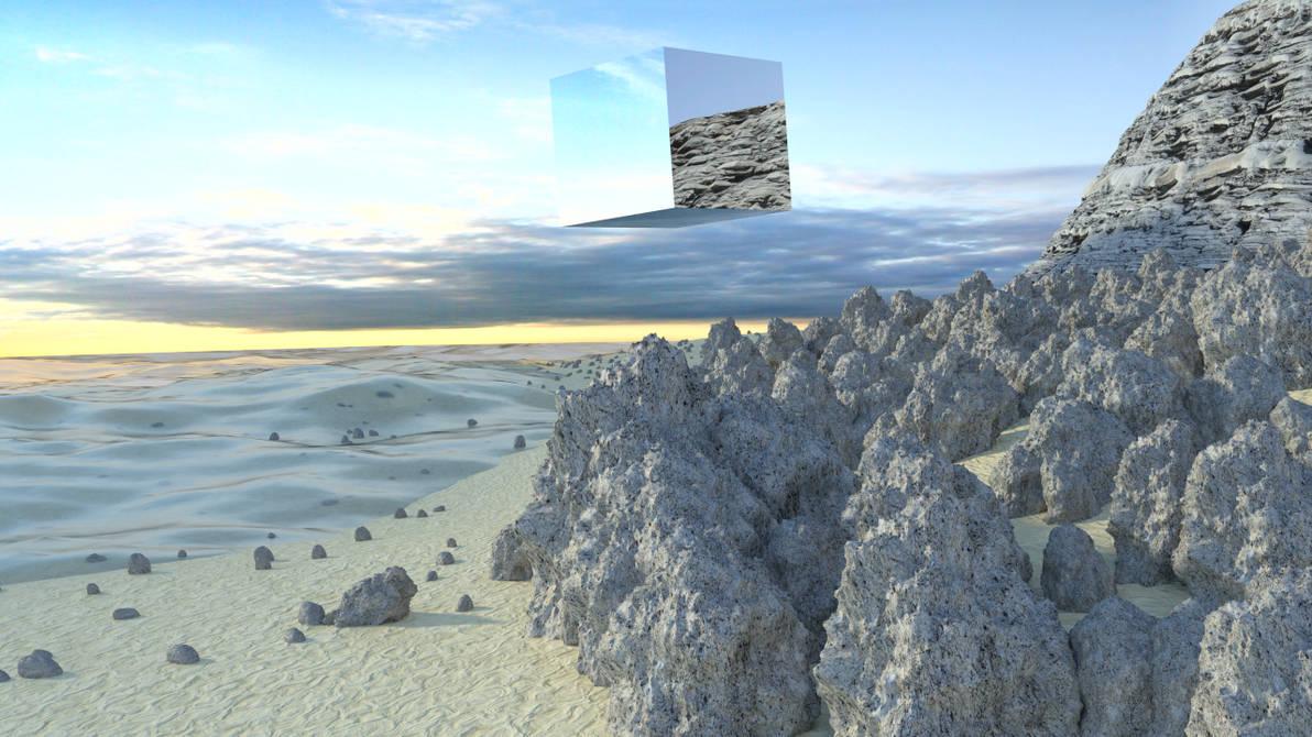 B-Art - Blockfield / Boogie Re-created by littlelightcz