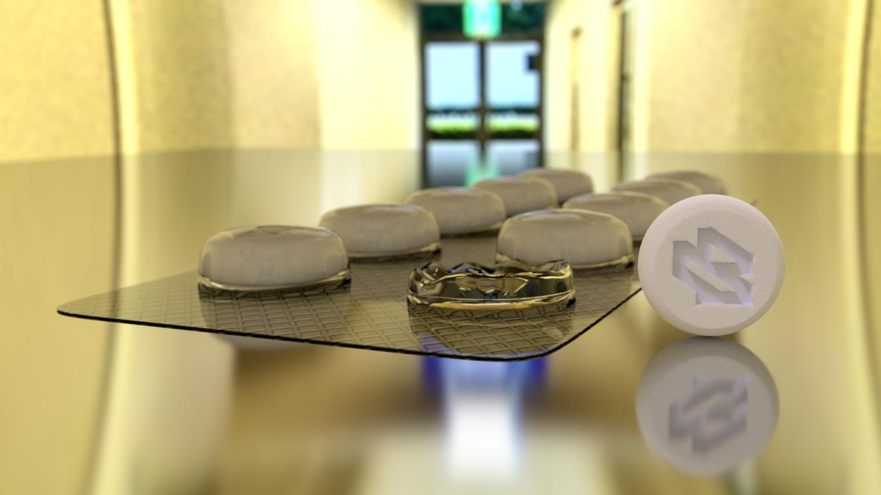 B-Art - Pills by littlelightcz