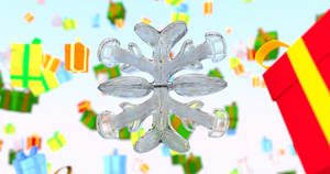 Christmas Snowflake 2013 by littlelightcz
