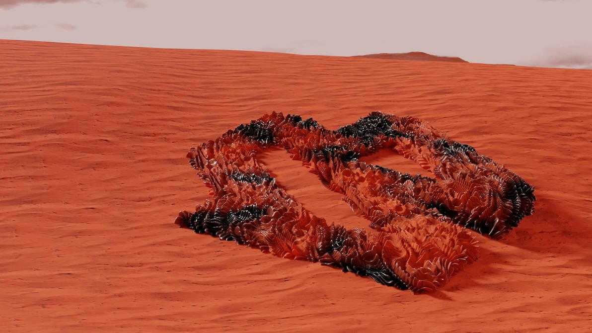 B-Art - The Desert