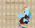 My Little Cavalry-Rainbow Dash