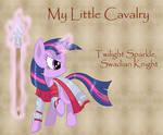 My Little Cavalry- Twilight Sparkle