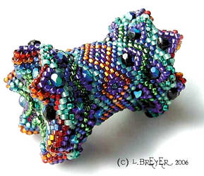 Terry D Beaded Bead