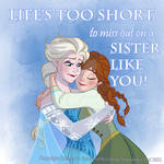 Life's Too Short by CrazyForSketching90