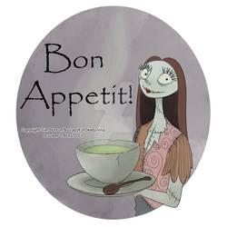 Inktober #18: Bon Appetit