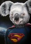 Marsupial-man!