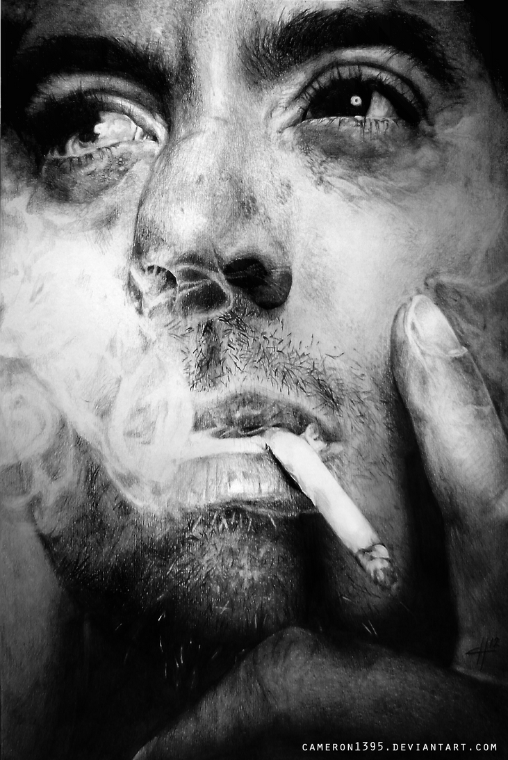 Robert Downey Jr. by CameronHarperArt