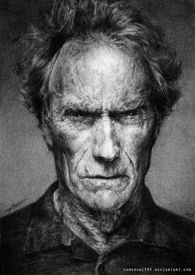 Clint Eastwood. by CAMERON1395