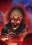 Pennywise the Clown (on Crack)