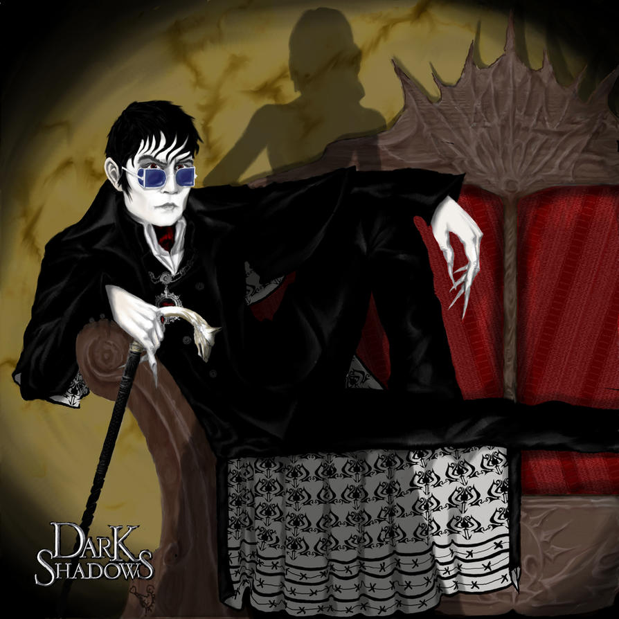 Barnabas Collins: A Tribute by RoosterSuzuki