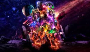 Avengers 4 / Avengers Endgame Wallpaper