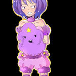 Lumpy Space Princess by wuuki