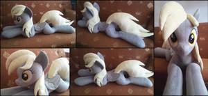 Lifesize Derpy Hooves plush