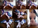 Lifesize Starlight Glimmer plush by LittleFairysWonders