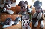 Lifesize Octavia Melody plush