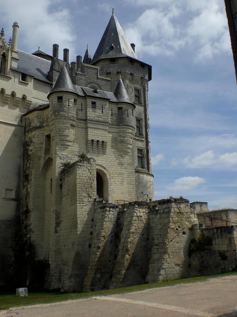 chateau 09. by greenleaf-stock