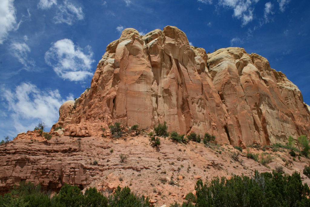 desert rock 07. by greenleaf-stock