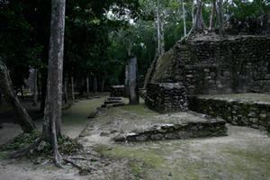 ruins 35. by greenleaf-stock